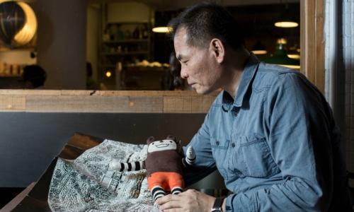 《丹裡的肖像》作者吳松明從「失敗人生」中展現獨特