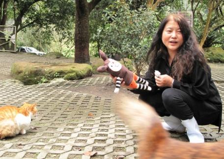 最甜蜜的季节,朱天衣与她的山居同伴们-人物专访-阅读现场-博客来