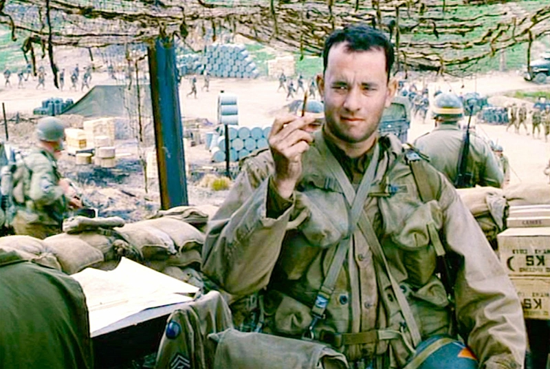 《搶救雷恩大兵》 (Saving Private Ryan, 1998)