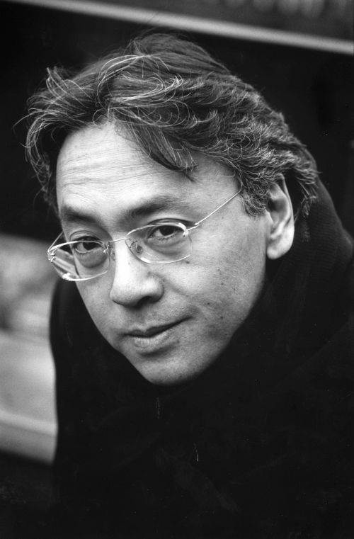 Kazuo Ishiguro © Jane Brown (商周出版提供)