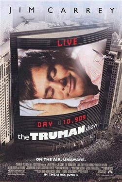 楚門的世界 DVD(The Truman Show Sce)