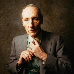 垮世代大師William Burroughs