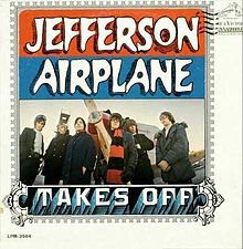 第一張專輯《Jefferson Airplane Takes Off》