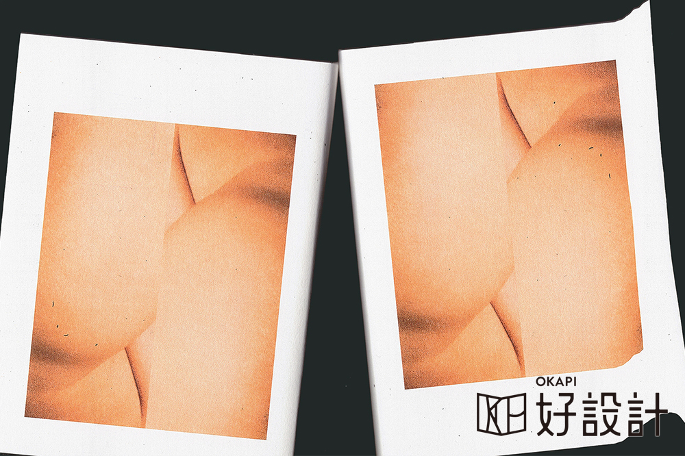 封面以純粹的圖像表現,抽離所有文字,打破陳規。