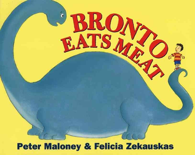 Bronto Eats Meat