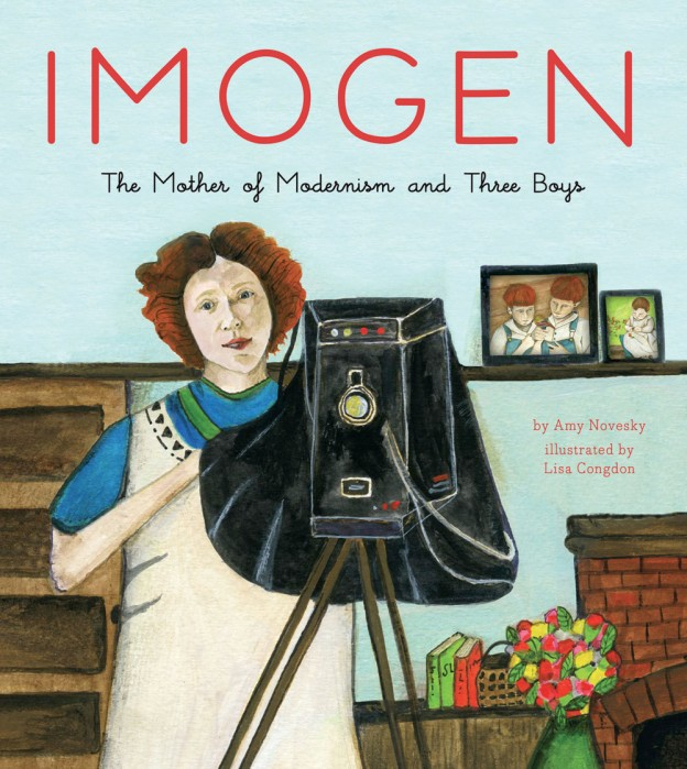 Imogen, The Mother of Modernism and Three Boys
