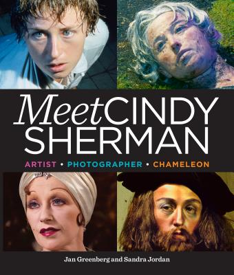 Meet Cindy Sherman, Artist-Photographer-Chameleon