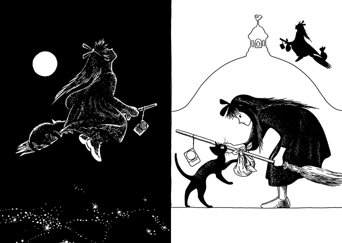魔女宅急便(國際安徒生大獎得主角野榮子代表作․宮崎駿讚譽․全系列8冊中文版首度完整上市)