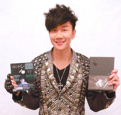 2013年度暢銷歌手林俊傑