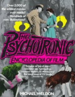 《The Psychotrnic Encyclopedia of Film》書影