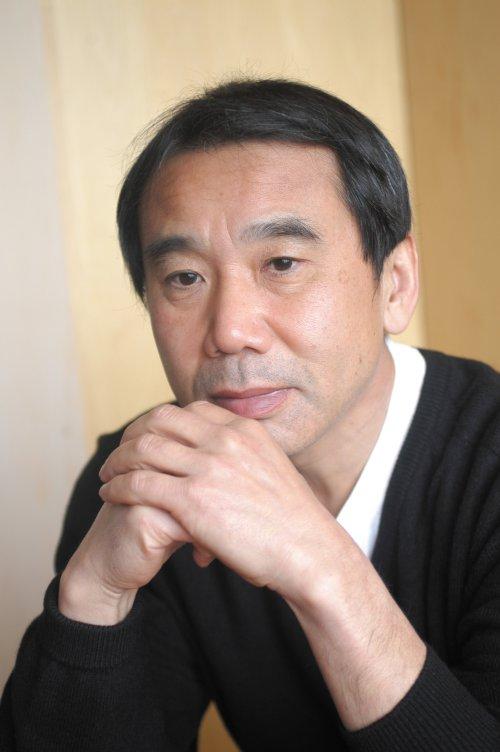 2010暢銷作家-村上春樹