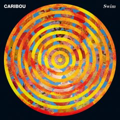 Caribou Swim