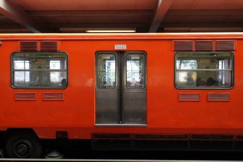 墨西哥地鐵-1