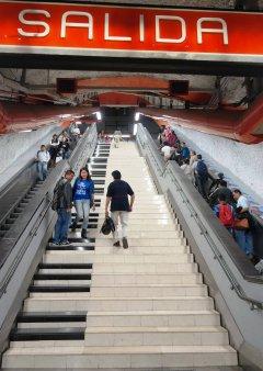 墨西哥地鐵-5
