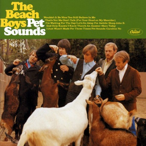 歌物件-醜封面-Pet Sounds (1966)