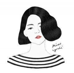 【2月讀書日】插畫家欣蒂小姐-1