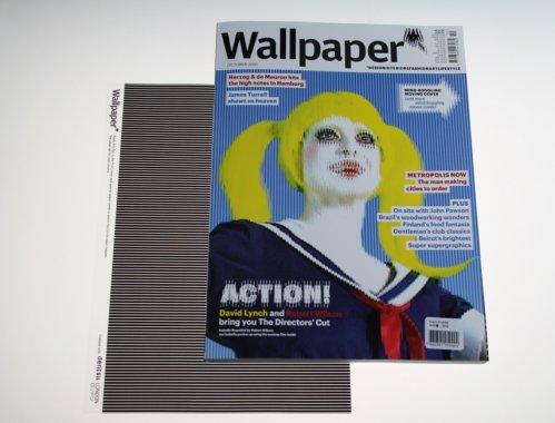 Wallpaper 10月號╱2010