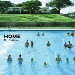 Mr.Children / HOME
