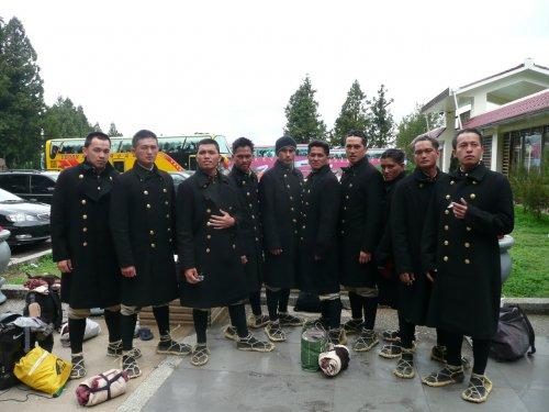 日本警察隊