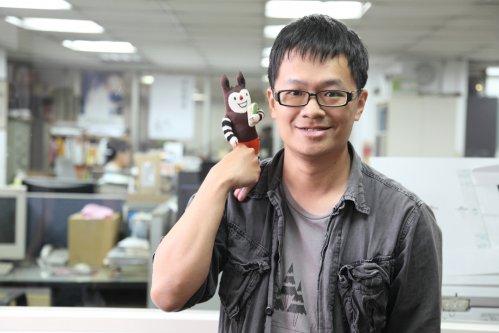 《聯合文學》總編輯王聰威
