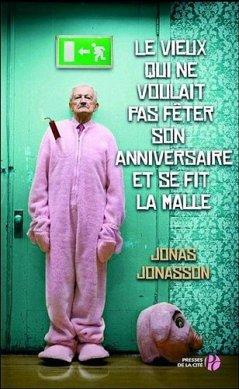 《百歲老人蹺家去》法文版