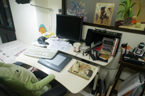 YinYin工作桌面
