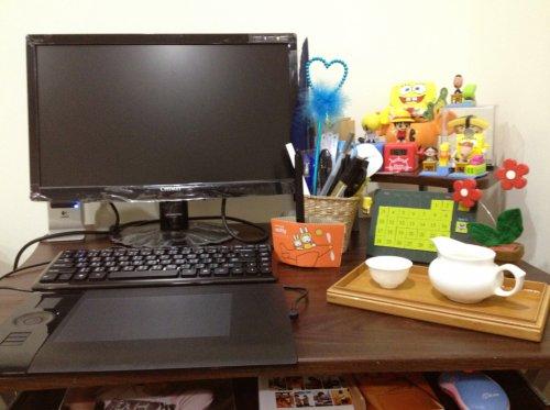 顆粒工作桌