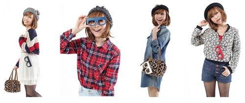 眼鏡造型玩具數位相機-4