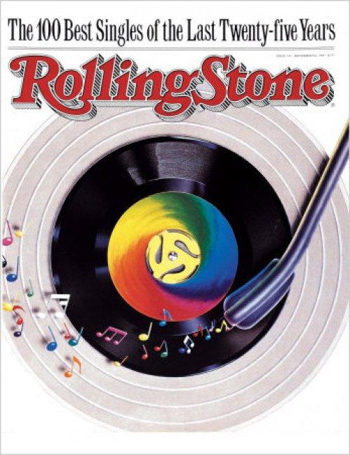 馬世芳:Rolling Stone雜誌