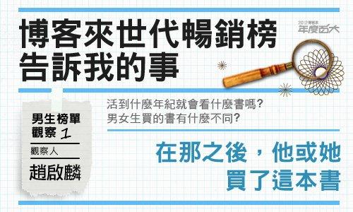 2012世代榜趙啟麟banner