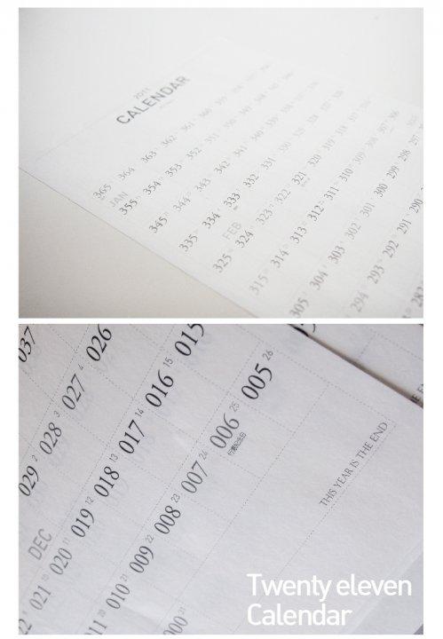 【好設計】商品:2011始動/倒數2012年曆-3