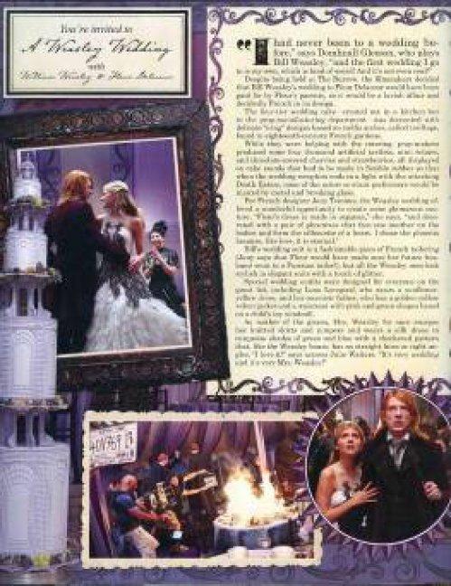 《哈利波特》衛斯里家的婚禮