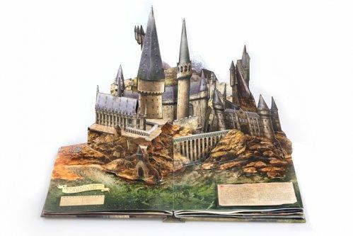 哈利波特立體書:霍格華茲城堡