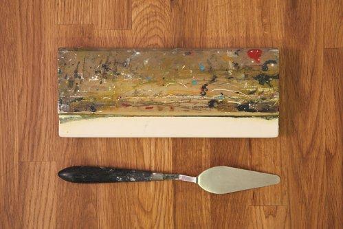 服裝設計師的7神器:0416-調色刀、刮刀